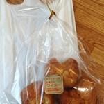 お菓子のワイユー - 沖縄ドーナツ 210円