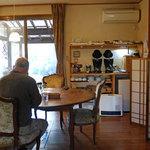 cafe花豆 - 店内 ダイニングルーム