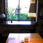 cafe花豆 - 書斎風の小部屋
