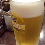 博多長浜らーめん いっき - 2015.12月キリン一番搾り生ビール