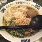 烏骨鶏ラーメン 龍 - 烏骨鶏ラーメン