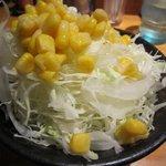 麺家こころ - サラダ100円