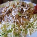 サニーサイドカフェ - サニーポークジンジャーという名のご飯