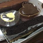 六花亭 - 料理写真:4種のケーキ