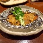 47282397 - 牡蠣の粕漬け焼き