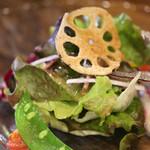 キッチン コタツ - 料理写真:サラダ