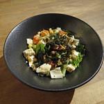 DAYS - お豆腐と若布のサラダ