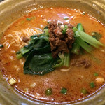 中國名菜 龍坊 - 担々麺ランチ 小籠包、デザート付