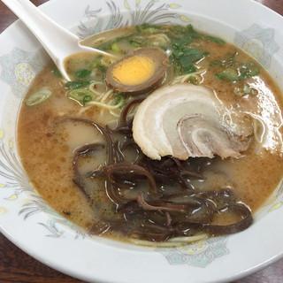 味千ラーメン - 料理写真:味千ラーメン=600円