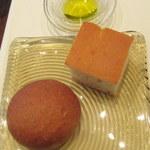 ラッフィナート - パン2種
