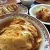 餃子の王将 - 料理写真:マルトクセット