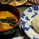十文字カフェ - カレー