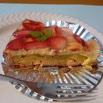 マイケルジェイズ倶楽部 - イチゴのパイ