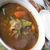 ネパールダイニング - 料理写真:マトンスープカレー(930円 ランチ価格)
