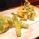 47291135 - 春野菜の天ぷら