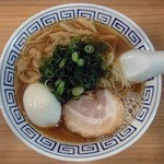 47291519 - 煮干しょうゆ+味玉 900円