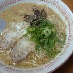萬龍 - ラーメン 490円