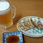 萬龍 - 生ビールセット 500円