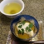 47295065 - デザートのマンゴー豆乳プリン