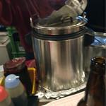 七津屋 - 粕汁入ってます