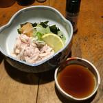 鯉よし - 鱈キク酢