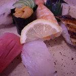 正寿司 - 料理写真:上にぎり