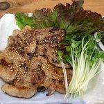 韓国料理 青唐辛子 - 焼肉ランチ
