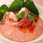 ザ・サイアム - 世界三大スープのひとつ【トム・ヤム・クン】