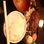 牛庵 - ハンバーグランチvv