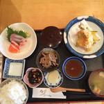 一田 - 料理写真:一田定食