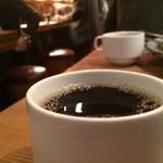 もうやんカレー 246 - ランチビュッフェのコーヒー