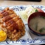 たさき - 料理写真:トルコ風ライス 650円