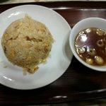 生駒軒 - 料理写真:チャーハン ¥630