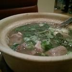 47304509 - トムセープ(豚モツ煮スープ)