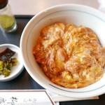 柳庵 - 親子丼(800円)