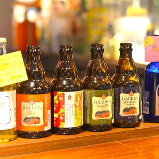 東北の地ビール&日本酒たっぷり!飲み比べも。