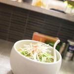 フジヤマロック - 料理写真:味噌カレーヌードル