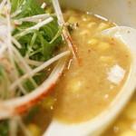 フジヤマロック - スープ
