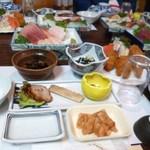 はらや旅館 - 料理写真:夕食