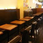 ル・クロワッサン - 落ち着くと評判のカフェ