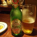 肉バル FORST 新宿3丁目店 - forstビール 650円