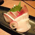 麹蔵 - かんぱち刺身