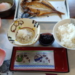 かまめし亭 - 朝食。