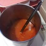 伊太利亜台所 - サラダバーのスープ