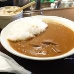 ビィビィ - 2015年12月 牛タンカレー【800円】