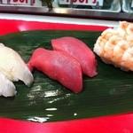 さくら寿司 - この赤身が美味しいんです♪