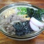 泉屋 - 肉うどん大650円
