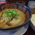 希望軒 - 料理写真:ごま味噌ラーメン