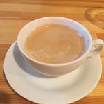 ブラッセリー・ル・コントワール - ランチのコーヒー