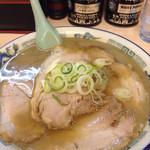 たかはし中華そば店 - チャーシュー麺  1000円